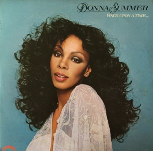 Donna Summer - Once Upon A Time... (LP) (G/VG)
